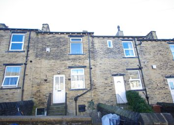 Thumbnail 2 bedroom terraced house to rent in Rhodes Terrace, Bradford