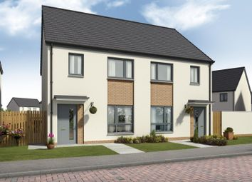 Thumbnail 3 bedroom end terrace house for sale in Curlers Loan, Stirling
