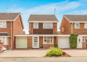 Thumbnail 3 bed link-detached house for sale in Makepeace Avenue, Woodloes Park, Warwick