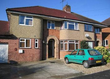 Thumbnail 3 bed property to rent in Farm Avenue, Horsham