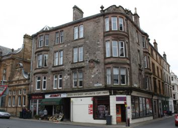 Thumbnail 2 bed flat for sale in 4 Bishop Street, Rothesay, Isle Of Bute