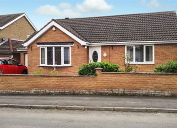Thumbnail 2 bedroom detached bungalow for sale in North End Crescent, Tetney, Grimsby, Lincolnshire