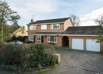 Thumbnail 4 bed detached house to rent in Back Lane, Bilbrough, York