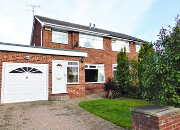 Thumbnail 3 bedroom semi-detached house for sale in Chestnut Drive, Chapeltown, Sheffield