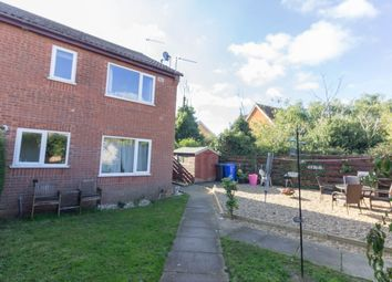 Thumbnail 1 bed terraced house for sale in Staplehurst Close, Carlton Colville, Lowestoft