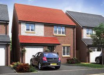 Thumbnail 4 bed detached house for sale in Anson Court, Market Deeping, Peterborough