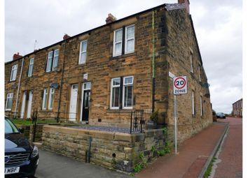 Thumbnail 2 bed flat for sale in Ashfield Terrace, Gateshead