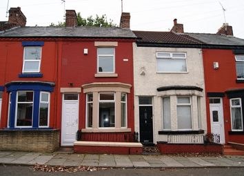 Thumbnail 2 bed terraced house to rent in Birchtree Road, Aigburth, Liverpool
