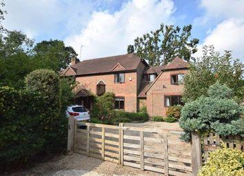 Thumbnail 4 bed detached house for sale in Ersham Road, Hailsham, East Sussex