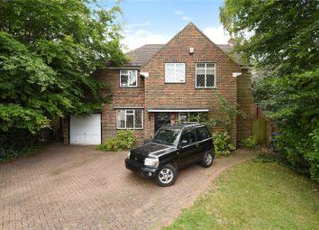 Thumbnail 3 bed detached house for sale in Birchdale, Gerrards Cross, Buckinghamshire