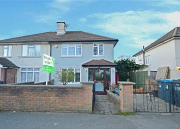 Thumbnail 3 bedroom semi-detached house for sale in Windham Avenue, New Addington, Croydon