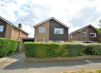 Thumbnail 4 bed detached house for sale in Marston Crescent, Countesthorpe, Leicester