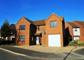 Thumbnail 5 bed detached house to rent in Aquila Way, Langtoft, Peterborough, Lincolnshire