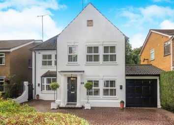Thumbnail 5 bed detached house for sale in Leamington Road, Kenilworth