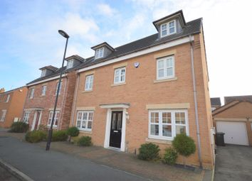 4 bed detached house for sale in Earlsmeadow, Shiremoor, Newcastle Upon Tyne NE27