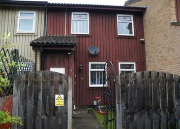 Thumbnail 2 bed terraced house to rent in Brudenell, Orton Goldhay, Peterborough