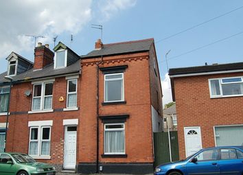 Thumbnail 3 bed semi-detached house to rent in Kedleston Street, Derby