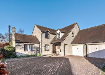 Thumbnail 4 bed detached house for sale in Appleton, Oxfordshire