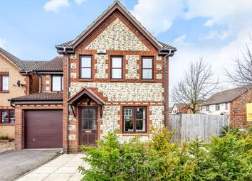 Thumbnail 4 bed detached house to rent in Spruce Gardens, East Oxford