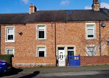 Thumbnail 2 bed terraced house for sale in Meadowfield Terrace, Stocksfield