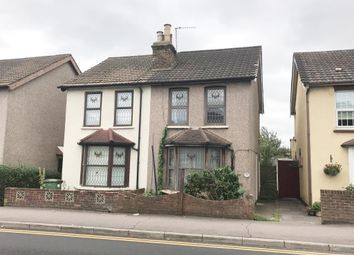 Thumbnail 3 bed semi-detached house for sale in 10 Mayplace Road East, Bexleyheath, Kent