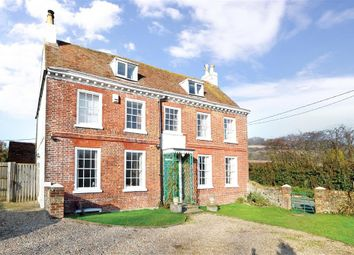Thumbnail 5 bed detached house for sale in Alkham Valley Road, Dover, Kent