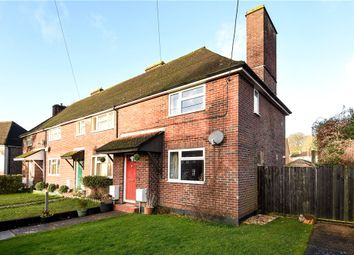 Thumbnail 2 bed end terrace house for sale in Andover Green, Bovington, Wareham
