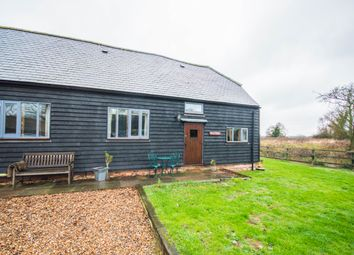 Thumbnail 1 bed cottage to rent in Mangrove Lane, Hertford