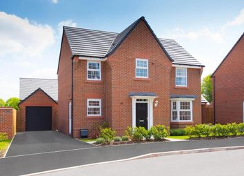"Thumbnail 4 bed detached house for sale in ""Mitchell"" at Manor Drive, Upton, Wirral"