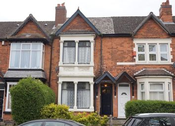 Thumbnail 3 bedroom terraced house for sale in Queens Road, Erdington, Birmingham