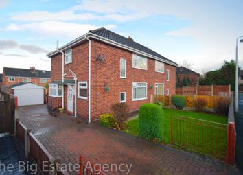 Thumbnail 3 bed semi-detached house for sale in Birchfield Crescent, Queensferry, Deeside