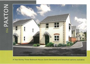 Thumbnail 3 bedroom detached house for sale in Tirydderwen, Cross Hands, Llanelli