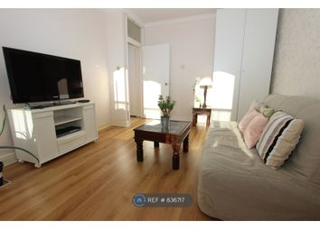 Thumbnail 1 bed flat to rent in Gwendwr Road, London