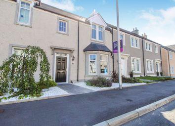 Thumbnail 4 bed terraced house for sale in Shielhill Avenue, Bridge Of Don, Aberdeen