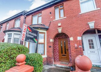 Thumbnail 3 bed terraced house for sale in Keswick Road, Blackpool, Lancashire, .