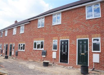 Thumbnail 3 bedroom terraced house for sale in Caulfield Road, Swindon