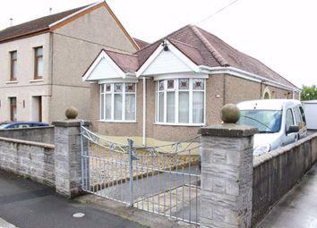 Thumbnail 3 bed detached bungalow for sale in Brynteg Road, Gorseinon, Swansea