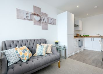 Thumbnail 1 bedroom flat for sale in Queens Moat House, St Edwards Way, Romford