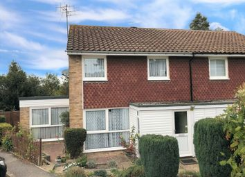 Thumbnail 3 bed semi-detached house for sale in Summerly Avenue, Reigate