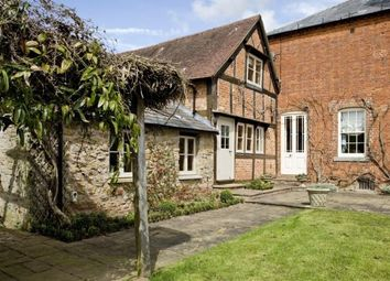 Thumbnail 1 bed terraced house to rent in The Annexe, The Orchards, Putley, Ledbury, Herefordshire