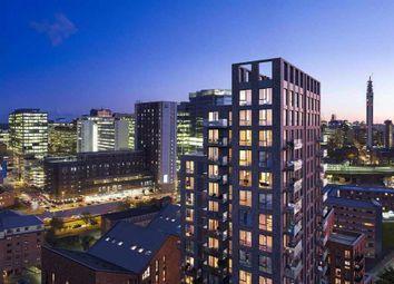 Snow Hill Wharf, Birmingham, West Midlands B4. 1 bed flat for sale