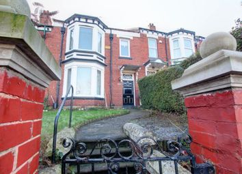 Thumbnail 4 bed terraced house for sale in St. Marys Terrace, Heworth, Gateshead
