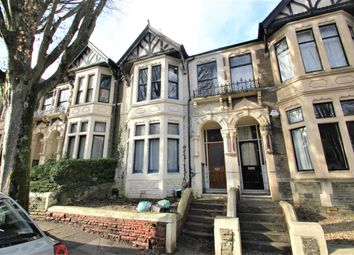 Thumbnail 4 bed terraced house for sale in Morlais Street, Roath, Cardiff