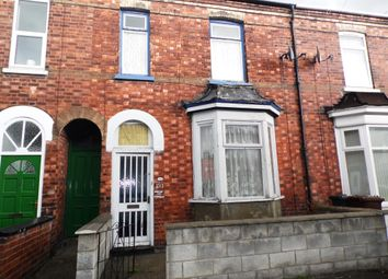 Thumbnail 3 bed terraced house for sale in Ripon Street, Lincoln