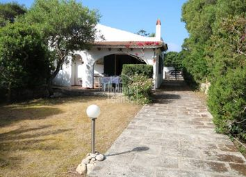 Thumbnail 3 bed villa for sale in Calan Blanes, Ciutadella De Menorca, Balearic Islands, Spain