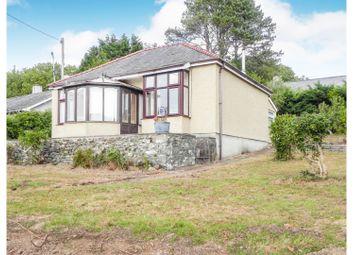 Thumbnail 2 bedroom detached bungalow for sale in A494, Dyffryn Ardudwy