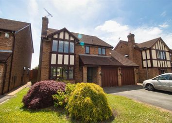 Thumbnail 4 bed detached house to rent in Pritchard Drive, Davenham, Northwich