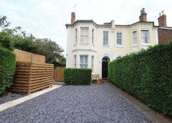 Thumbnail 2 bed flat to rent in St. Marys Crescent, Leamington Spa