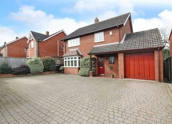 Thumbnail 4 bed detached house for sale in Norwich Road, Wroxham, Norwich