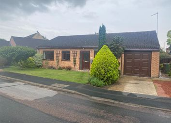 Thumbnail 3 bed bungalow for sale in Marian Way, Chatteris